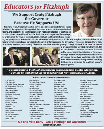 Craig Fitzhugh Full Page ad _ The News (2)